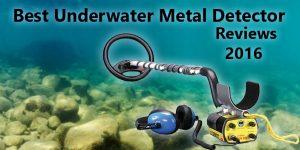 best underwater metal detector reviews 2017