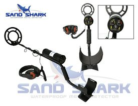 Sand Shark Underwater Metal Detector by Treasure Hunter