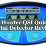 Bounty Hunter QSI QuickSilver Metal Detector Review