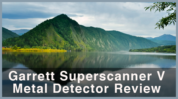 Garrett Supescanner V Metal Detector Review