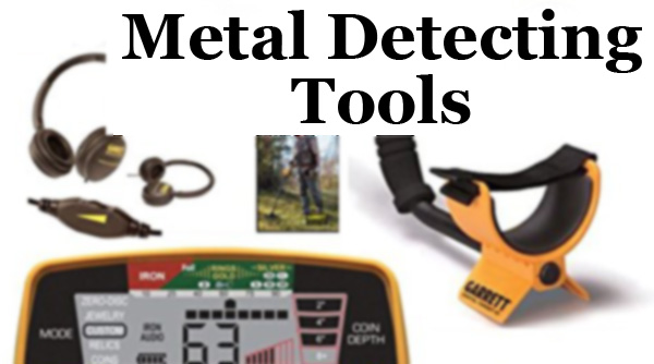 Metal Detecting Tools
