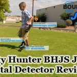 Bounty Hunter BHJS Junior Metal Detector Review