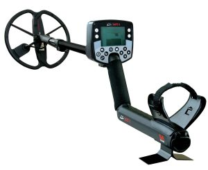 Minelab E-Trac Metal Detector