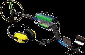 minelab excalibur ii special bundle with headphones