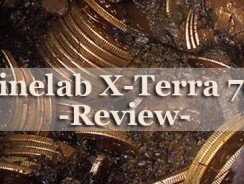 Minelab X-Terra 705 Metal Detector Review