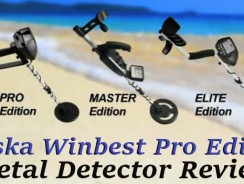 Barska Winbest Pro Edition Metal Detector Review