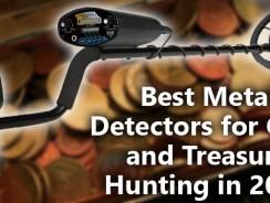 Best Metal Detectors for Gold and Treasure Hunting in 2019