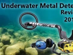 Best Underwater Metal Detectors Reviews 2019