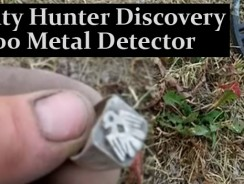 Bounty Hunter Discovery 3300 Metal Detector Review